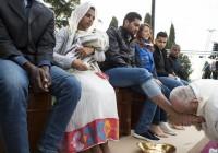 """PAPA FRANJO:""""Svi mi zajedno, muslimani, hindusi, katolici, kopti i evangelici, svi smo mi braća, djeca istog Boga i svi želimo živjeti u miru, zajedno"""""""