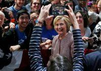 Hillary Clinton može krenuti u borbu