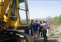 Istražitelji se vratili u Kozluk: Nastavljeni radovi na masovnoj grobnici