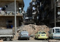 U srcu Sirije u pratnji ruskih vojnika