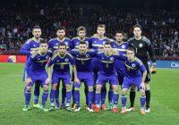 Bosna i Hercegovina ostala na 20. mjestu FIFA rang liste