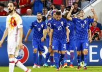 Hrvatska savladala prvaka evrope Španiju!