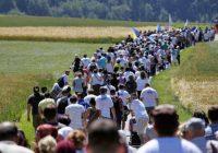 """Na """"maršu mira 2016"""" preko 5000 učesnika."""