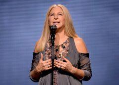 Barbra Streisand zasjela na broj jedan američke top liste albuma