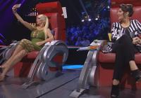 Pinkove zvezde: Dara Bubamara se zarekla da će u svakom narednom izdanju imitirati nekog od članova žirija. Melika Moranjkić očarala žiri.