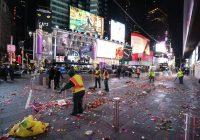 Doček Nove godine u svijetu:
