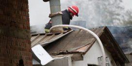 U požaru kod Srebrenika stradali starica i njen trogodišnji unuk