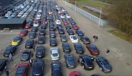 U Holandiji održan najveći skup električnih vozila na svijetu