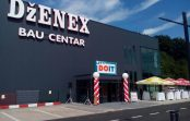 Dženex otvorio novi bau centar