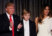 Melanija i Barron Trump konačno uselili u Bijelu kuću