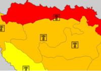OPREZ! Crveni meteoalarm proglašen za sjeverne dijelove BiH