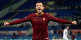 Džeko odbio Everton, ostaje u Romi