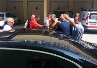 """Zdravko Mamić ranjen u nogu: """"Napad se dogodio čim je izašao iz auta. Osjetio je snažnu bol, kao da ga je nešto opeklo"""""""
