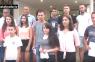 """Vijećnici """"Nezavisne liste kandidata Srebrenik"""" svoje paušale dali u stipendije"""