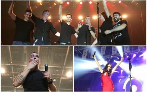"""Gile u zeničkoj Areni održao """"koncert života""""!"""