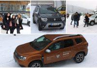 Novi Dacia Duster predstavljen na Bjelašnici (FOTO)