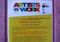 Uspješno održana druga radionica projekta Artists@Work u Tuzli