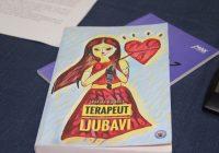 TERAPEUT LJUBAVI: Vahida Djedović u prvoj knizi govorila je o sreći. Sada govori o ljubavi.