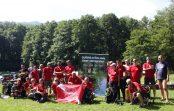 """Čišćenjem Malog Plivskog jezera projekat """"Zajedno za čiste vode BIH"""" proslavio četvrtu godinu"""
